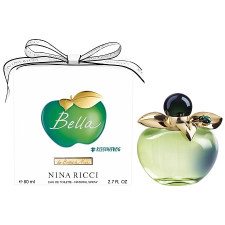 Bella #Kiss the Frog EDT 80 ml