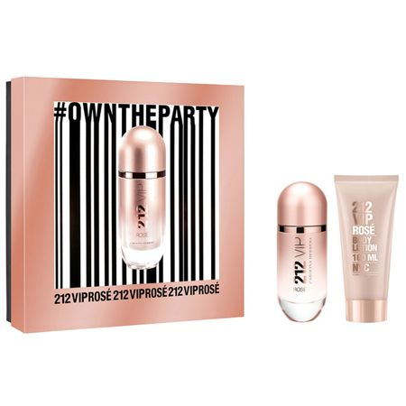 212 Vip Rosé EDP 80 ml Set 80 ml