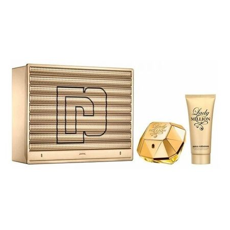 Set-Paco-Rabanne-Lady-Millon-EDP-80-ml