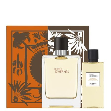 Hermes Terre d'Hermes Set	50 ml + Shower Gel 40 ml 50 ml