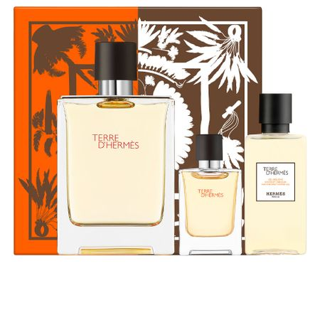 Hermes Terre d'Hermes Edt Set 100 ml + 5 ml + Shower Gel 40 ml 100 ml