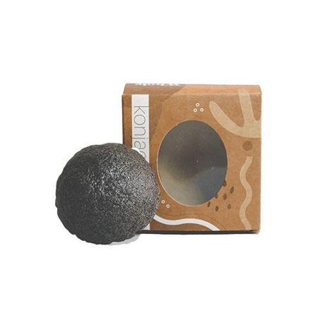 konjac-charcoal