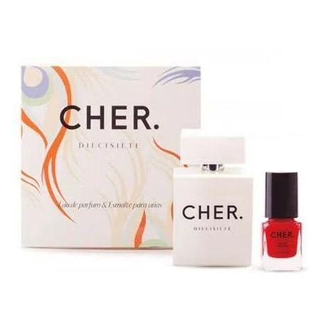 Cher---esmalte