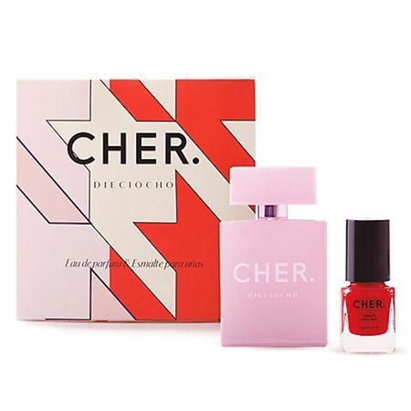 Cher Dieciocho EDP + Esmalte de uñas