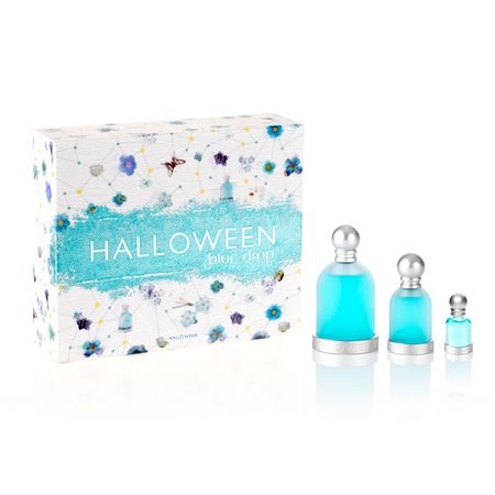 Halloween Blue Drop Edt 100ml + 30ml + 15ml